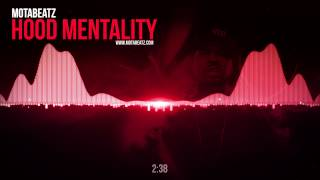 *Hood Mentality* Crazy West Coast Rap Beat Hip Hop Instrumental 2015