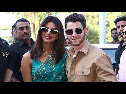 Priyanka Chopra and Nick Jonas Step Out as Husband and Wife!