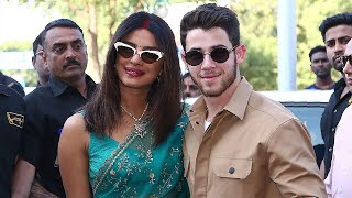 Priyanka Chopra and Nick Jonas Step Out as Husband and Wife!