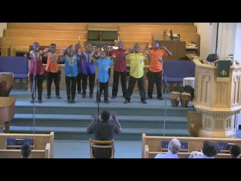 Ugandan Kids Choir 8 27 2017