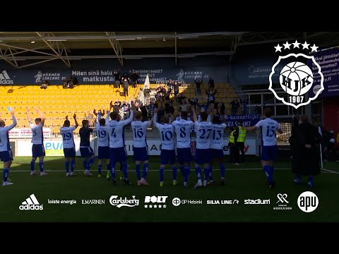SJK Seinajoki HJK Helsinki Goals And Highlights