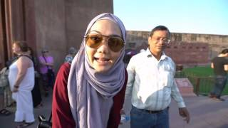 Video COMEDY TRAVELER - Rina Nose Fallin In Love Di Tajmahal (18/03/2017) Part 2 download MP3, 3GP, MP4, WEBM, AVI, FLV Januari 2018