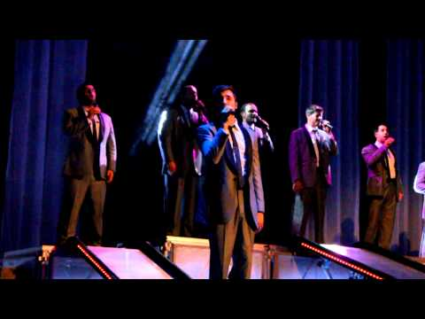 Straight No Chaser, Fix You cover, Mike Luginbill, Jerome Collins, #SNCLive
