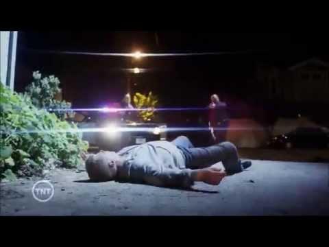Download Southland finale - John gets shot