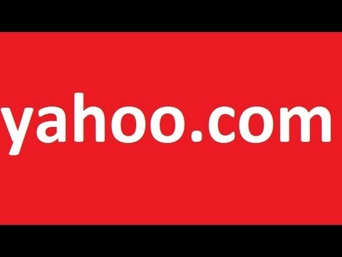 yahoo com www yahoo com login - 2012