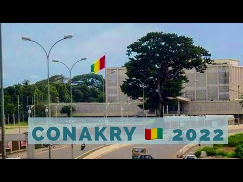 GUINÉA CONAKRY 1/1🇬🇳  Africa you dont See on TV 2021 #vlog #vacance DÉSI TV 224