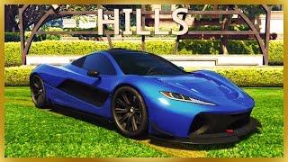 GTA 5 ONLINE - TOP 3 BEST COLOR CUSTOMIZATIONS PROGEN T20 #SUPER CARS - GTA 5 ONLINE