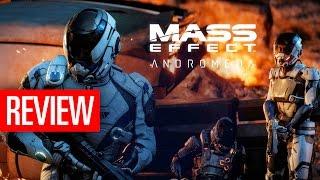 Mass Effect Andromeda REVIEW / TEST - So Gut Ist Der Neustart Der Reihe Wirklich