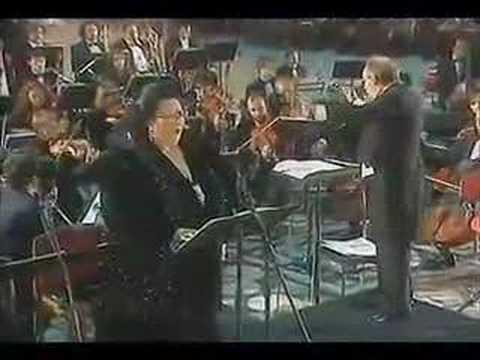 Montserrat Caballé Ave Maria (Verdi, Othello)