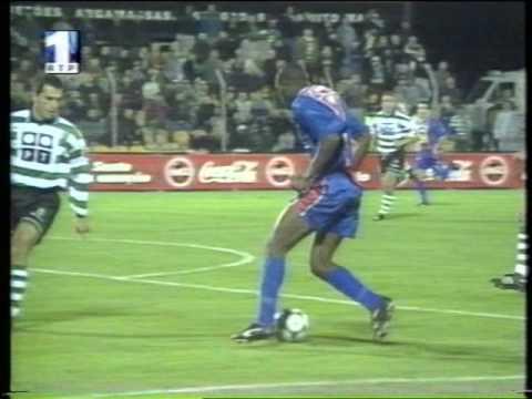 21J :: Alverca - 3 x Sporting - 1 de 2000/2001