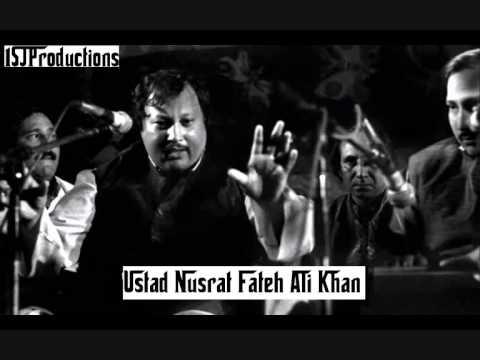 Meri Zindagi Hai Tu Remix - Ustad Nusrat Fateh Ali Khan - New Remix
