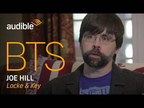 Behind-the-scenes of Joe Hill's Locke & Key