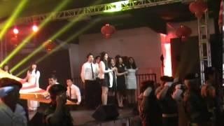 VSA UCI Choir at Tet Festival 2014