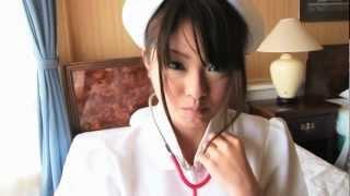 痴女護士邪惡地調教自己年輕的肉體