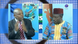 THE INSIDE (Guest :TAMFUH WILSON) SUNDAY 21st OCTOBER 2018 - EQUINOXE TV