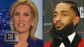 Laura Ingraham On Nipsey Hussle's Death