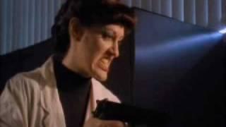 Biohazard - floppy disk scene