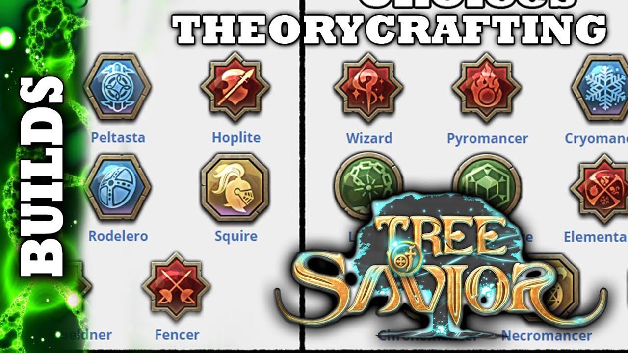 tree of savior class guide