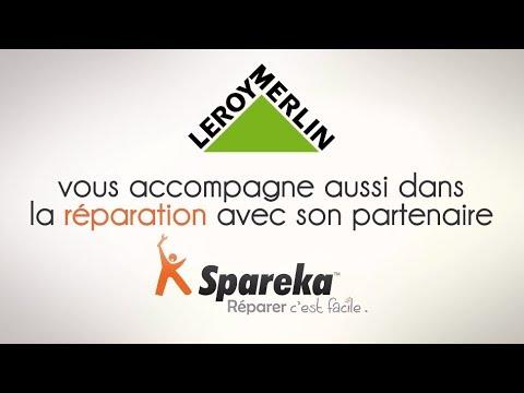 Découvrez Le Partenariat Entre Spareka Et Leroy Merlin