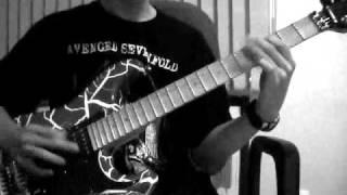 Avenged Sevenfold - Gunslinger ( Guitar cover )
