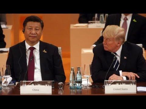 """《石涛聚焦》G20结束—川习峰会开始 全世界等待中…… 提前乾了什麽:最反共的纳瓦罗代替商业部长罗斯 库德洛代替财长主持谈判 川普发言人指责中共""""掠夺性贸易政策"""" 签署北美协议封杀中共""""曲线救国""""之路"""