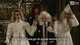 Pam Hogg's unique approach to fashion and design -Full Interview
