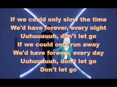 Don Diablo Don't let go ft  Holly Winter Lyrics Video