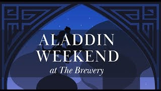 Aladdin Event at The Brewery Shopping Centre
