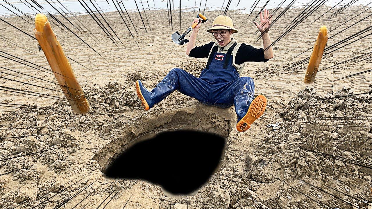 '땅'을 깊게 파면, 맛조개를 잡을 수 있을까?