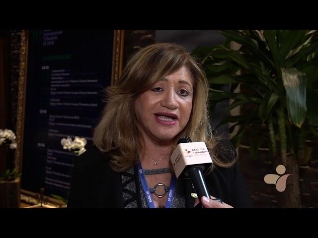 FIT 2018 | Aurora Maria Miranda Borges -  Diretora Presidente Da Fundação Anfip