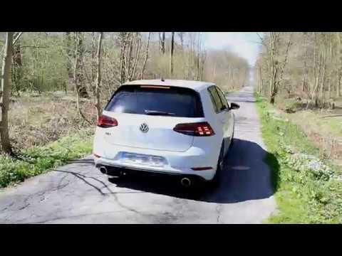 golf 7 gti sound remus vs clubsport s exhaust youtube. Black Bedroom Furniture Sets. Home Design Ideas