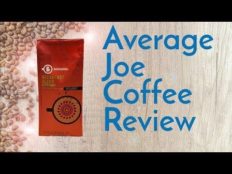 Aldi Barissimo Breakfast Blend Coffee Review