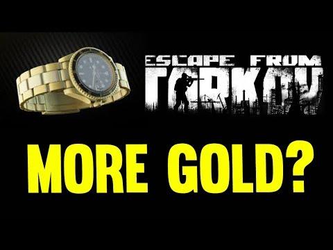 TARKOV   GOLD WATCH