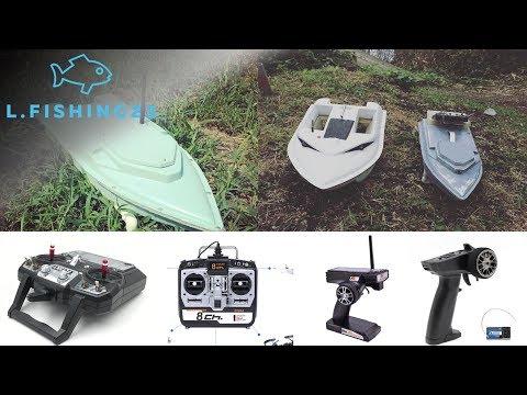 Выбираем аппаратуру для рыболовного кораблика / приемник передатчик / пульт