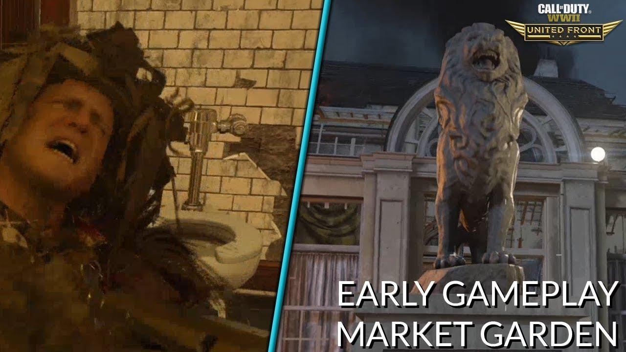 DLC 3 Early Gameplay - Market Garden - YouTube