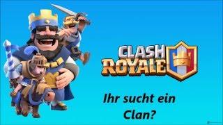Clash Royale/Clash of clans NEU challenge seid ihr dabei?
