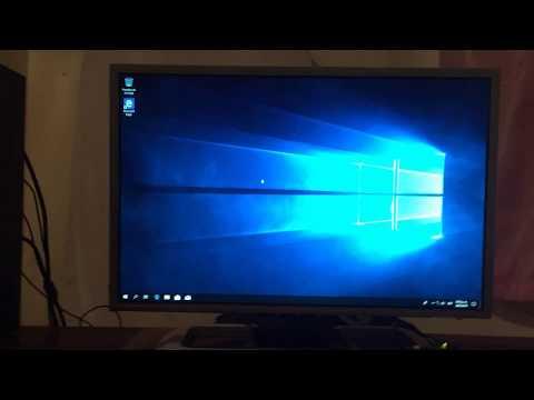 SOLUCIÓN DEFINITIVA Error o Pantalla Negra De Windows10 & Windows10 Home