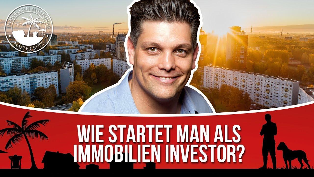 pretty nice 33bab 72e6b Wie startet man als Immobilien Investor? (erste Immobilie kaufen und  aufwerten)