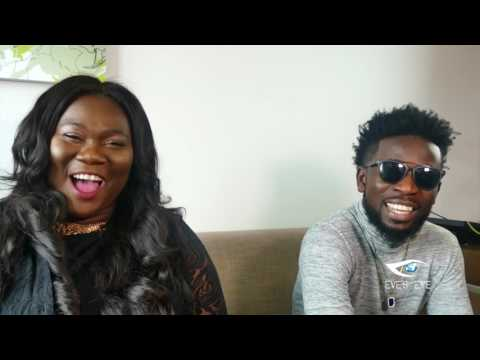 EVE'S EYE INTERVIEWS BISA KDEI | TORONTO