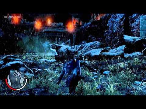 Mittelerde: Mordors Schatten - Offizieller Gameplay Walkthrough