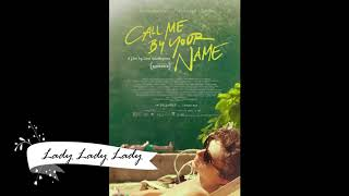 LADY LADY LADY - CALL ME BY YOUR NAME