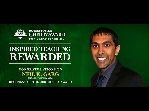 Neil Garg's Cherry Award Public Lecture