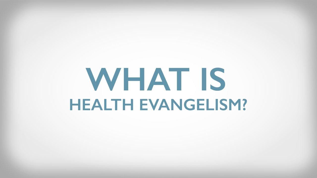 LIGHT - What is Health Evangelism?