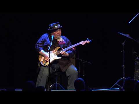 Popa Chubby - 4K - 12.08.17 - Sellersville Theater