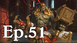 Funny and Lucky Moments - Hearthstone - Ep. 51