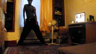 "MY dance to Justin Timberlake""LIKE I LOVE YOU""(Basement Jaxx Vocal Mix remix)"