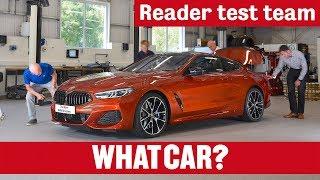 2018 BMW 8 Series | Reader test team | What Car?