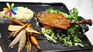 Изысканное блюдо французской кухни из обычного мяса утки – Все буде добре. Выпуск 832 от 23.06.16