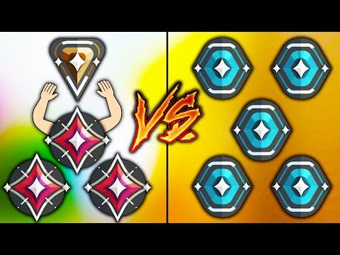 Valorant: Can 3 Immortals Carry 1 Bronze VS 5 Platinum Players?