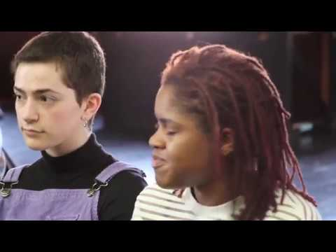 Open Scene: Youth Create, Connect, and Transform